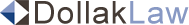 Dollak Law Logo